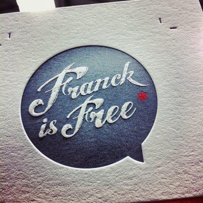 Franck is Free