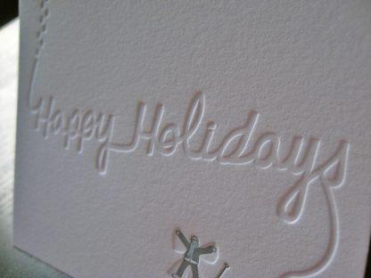 Happy Holiday Closeup
