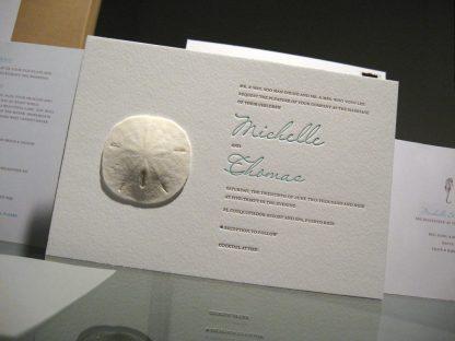 Sand Dollar Wedding Suite