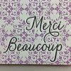 Merci Beaucoup Closeup