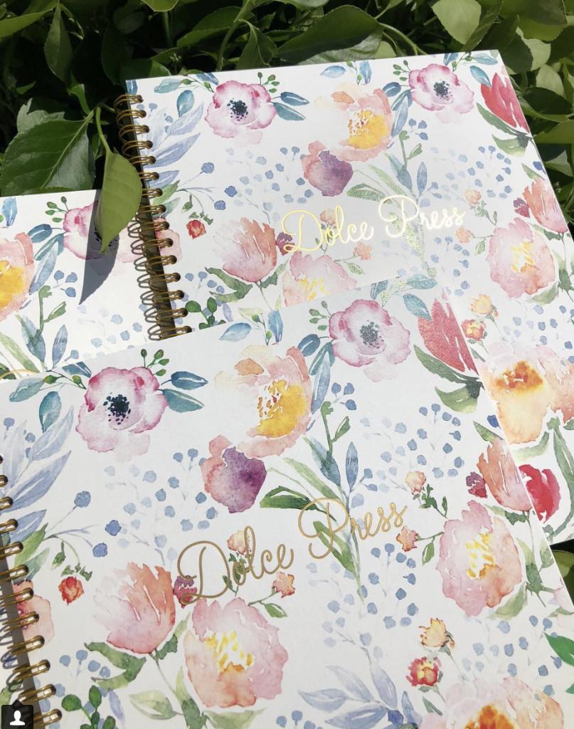 Custom Spiral Bound Notebooks