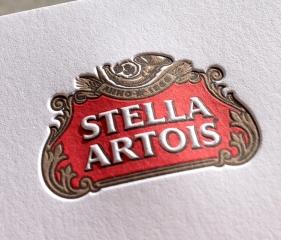 Stella Artois Stationery