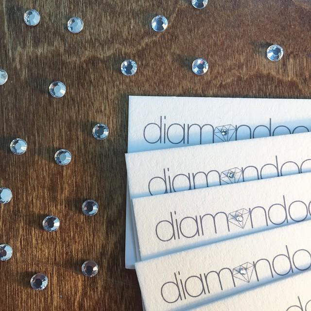 Diamond Business Cards