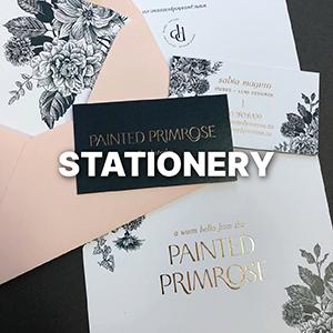 Stationery by Dolce Press